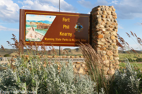 Fort Phil Kearny National Historic Landmark, Wyoming