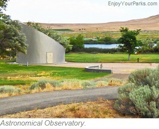 Bruneau Dunes State Park Astronomical Observatory, Idaho