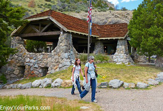 Lewis and Clark Caverns Visitor Center