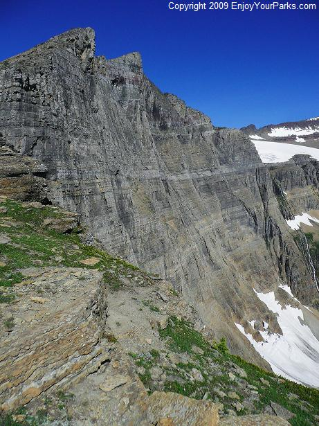 Ahern Peak, Glacier National Park