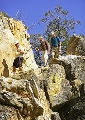 Trail to Inspiration Point, Jenny Lake, Grand Teton National Park