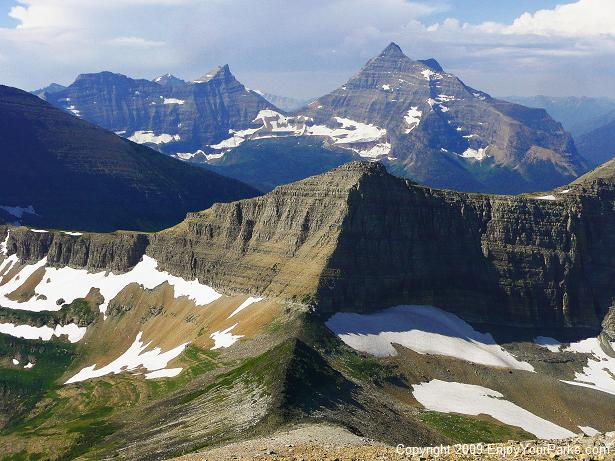 Triple Divide Peak, Glacier National Park