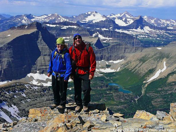 Mount James, Glacier National Park