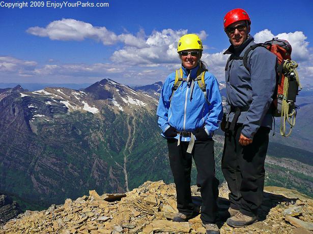 Cannon Mountain, Glacier National Park