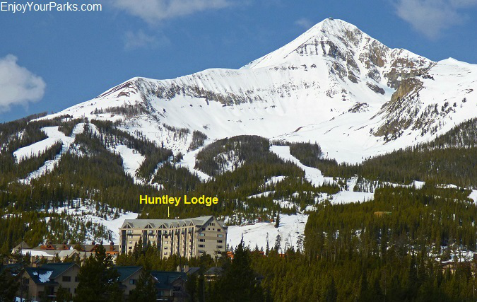 Huntley Lodge, Big Sky Resort