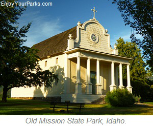 Old Mission State Park, Idaho