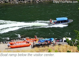 Hells Canyon Creek Visitor Center, Idaho
