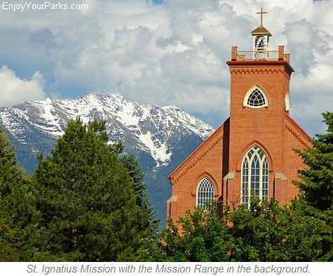 St. Ignatius Mission, Montana