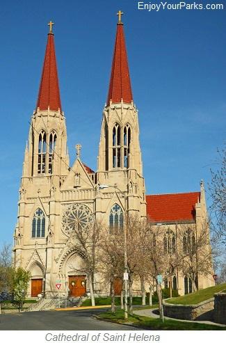 Cathedral of Saint Helena, Helena Montana