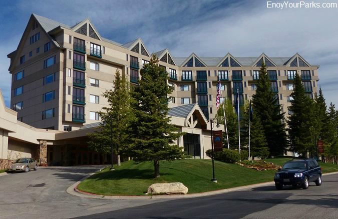 Huntley Lodge at Big Sky Resort, Montana