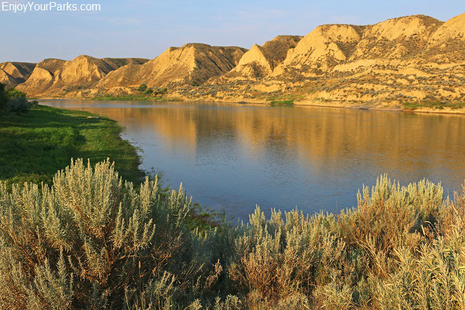 Wild and Scenic Upper Missouri River, Upper Missouri National Monument, Fort Benton Montana