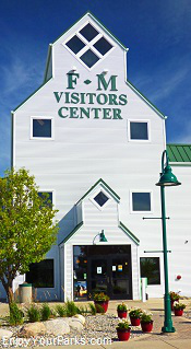 Fargo-Moorhead Visitor Center