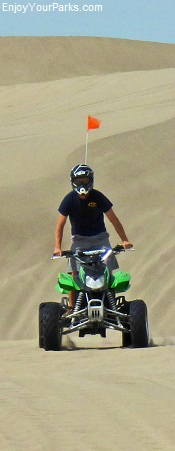 St. Anthony Dunes, Idaho