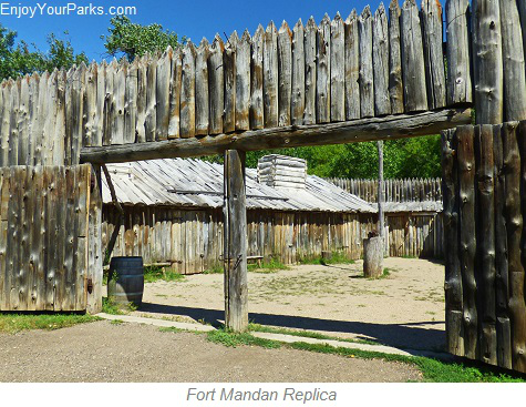 Fort Mandan, North Dakota