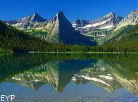 Cosley Lake, Glacier Park