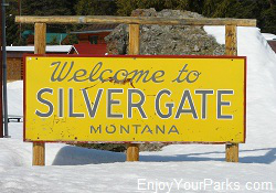 SilverGate Montana, Yellowstone National Park