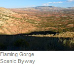 Flaming Gorge Scenic Byway