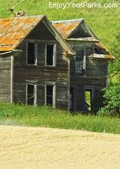 Pioneer Homestead, North Dakota
