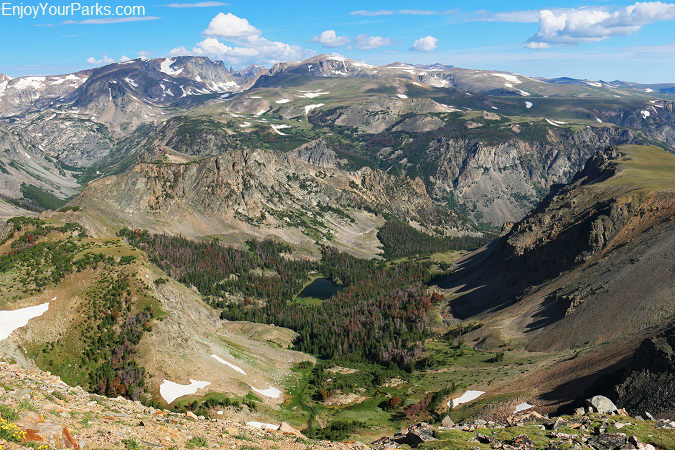 Absaroka-Beartooth Wilderness Montana