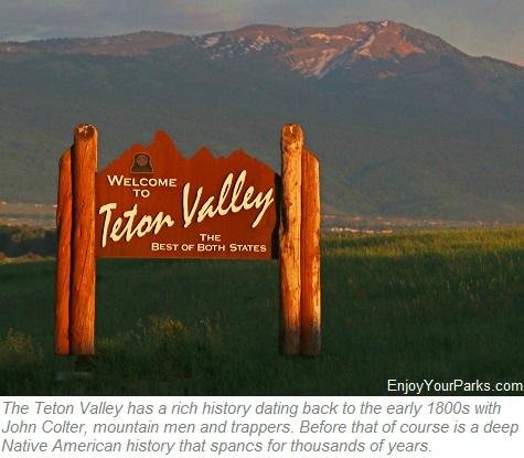 Teton Valley, Teton Scenic Byway, Idaho