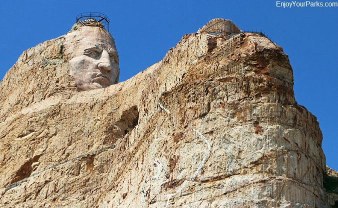 Crazy Horse Memorial, South Dakota