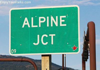 Alpine Junction, Star Valley Scenic Byway, Wyoming
