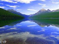 Bowman Lake, Glacier Park