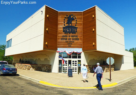 North Dakota Cowboy Hall of Fame, Medora