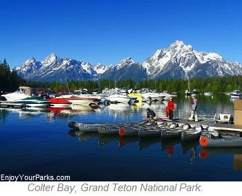 Colter Bay, Grand Teton National Park