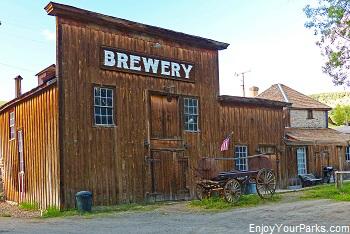 Virginia City Brewery, Virginia City Montana