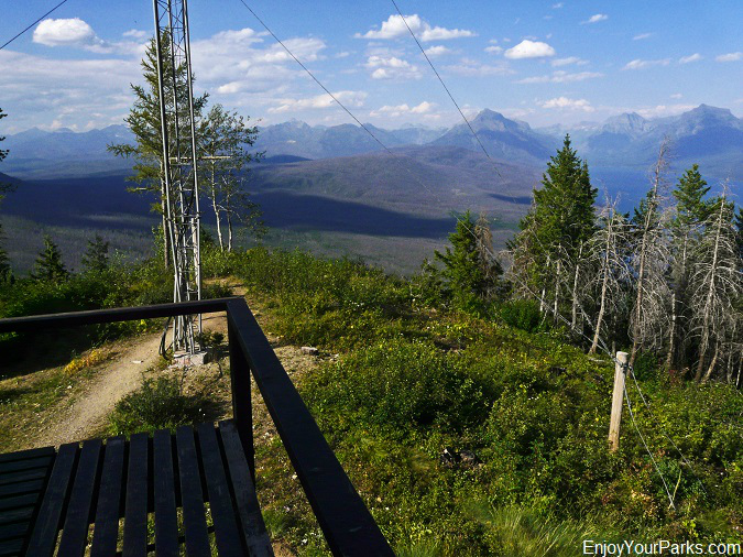 Apgar Lookout, Glacier National Park