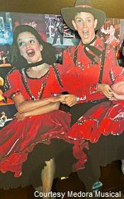 Medora Musical, North Dakota