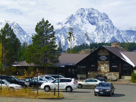 Signal Mountain Lodge and Campground, Grand Teton National Park