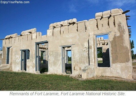 Fort Laramie National Historic Site, Wyoming