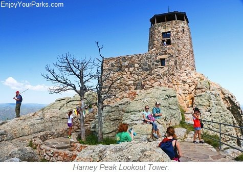 Harney Peak Lookout, South Dakota