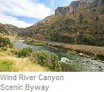 Wind River Canyon Scenic Byway, Wyoming
