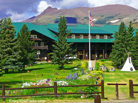 Glacier Park Lodge, Glacier National Park