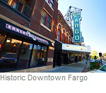 Historic Downtown Fargo, North Dakota