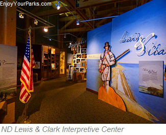 North Dakota Lewis and Clark Interpretive Center