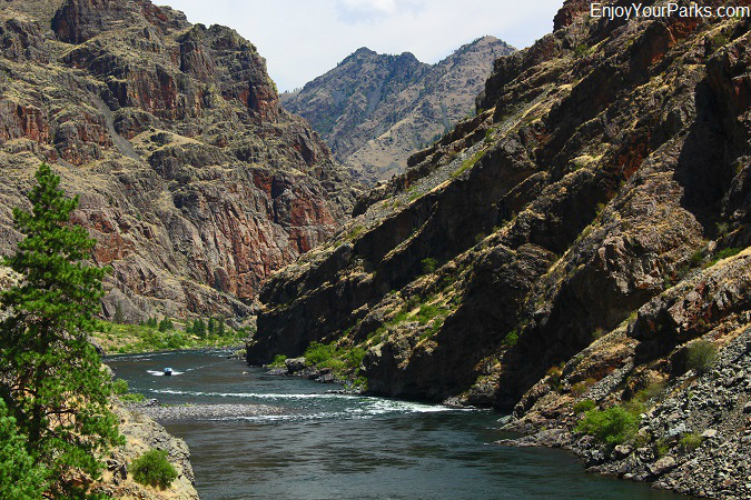 Hells Canyon National Recreation Area, Idaho