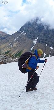 Swiftcurrent Pass Trail, Granite Park Chalet, Glacier National Park