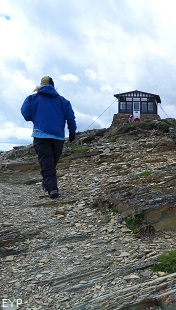 Swiftcurrent Mountain Lookout, Swiftcurrent Pass Trail, Glacier National Park