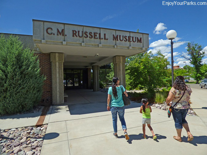 C. M. Russell Museum Complex, Great Falls Montana