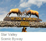 Star Valley Scenic Byway