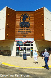 North Dakota Cowboy Hall of Fame, Medora