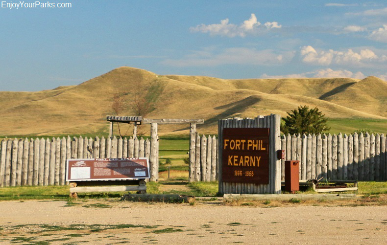 Fort Phil Kearny State Historic Site, Wyoming