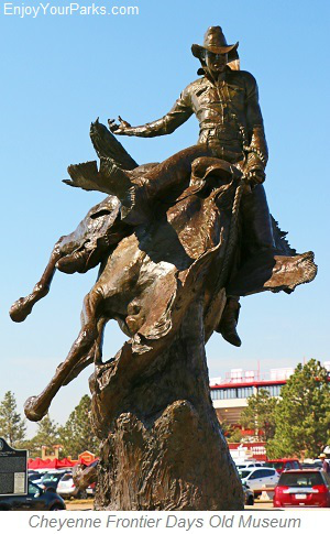 Cheyenne Frontier Days Old Museum