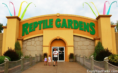 Reptile Gardens, Black Hills South Dakota