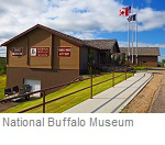 National Buffalo Museum, Jamestown, North Dakota