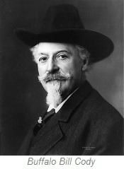 Buffalo Bill Cody, Wyoming